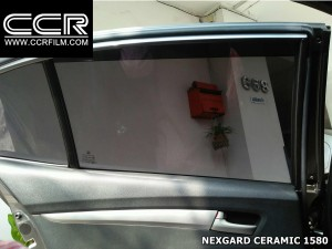 ติดฟิล์มรถยนต์ Nexgard ceramic 1580 2